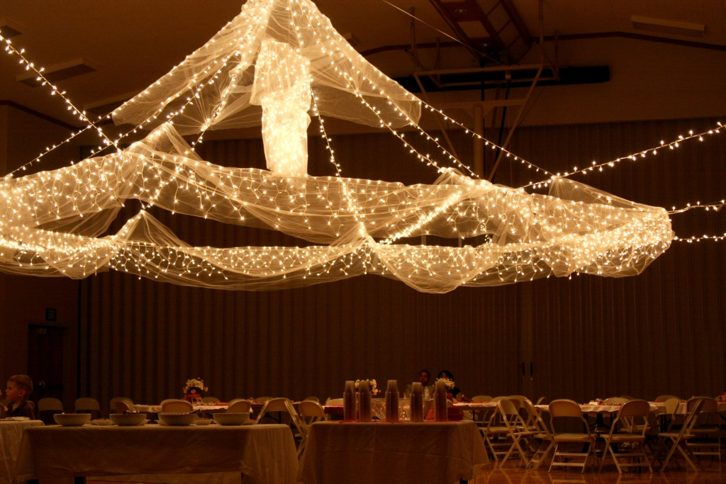Utah Wedding Lighting (801) 494-1409 | Wedding Light Installation